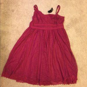 Torrid Skater Dress Size 00